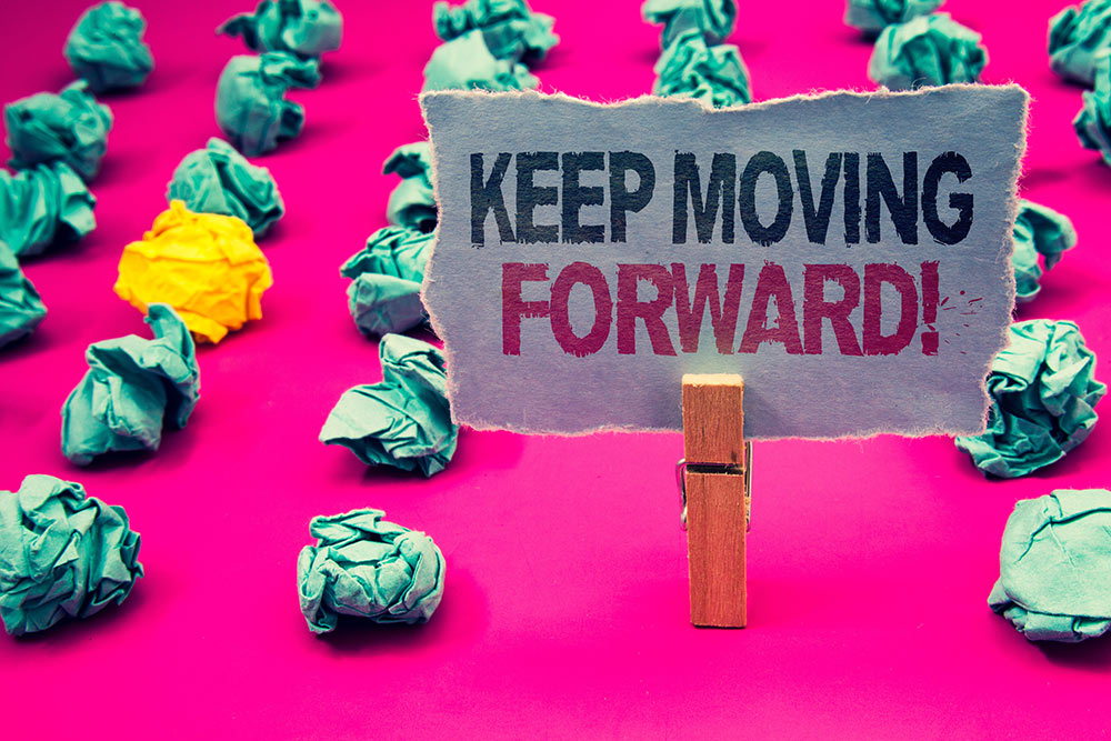 How's your toolkit for managing setbacks, are you taking the easy road?